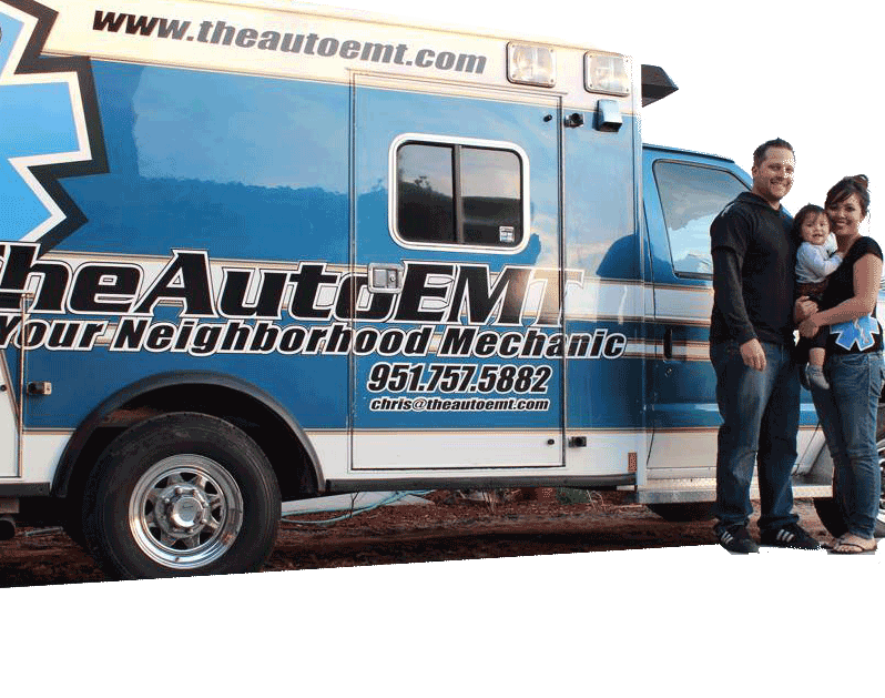 TheAutoEMT is a family run business.